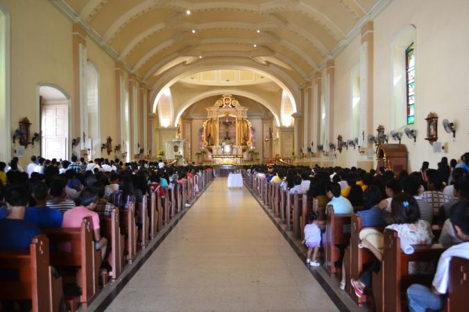 Saint Paul the First Hermit Parish , San Pablo City, Laguna