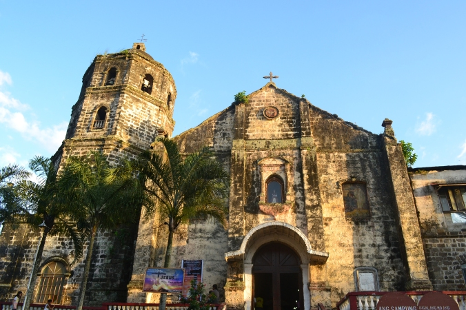 Santa Maria Magdalena Parish, Magdalena, Laguna